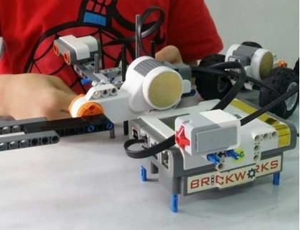 Brickworks Robotics Studio - Games Preparation Group